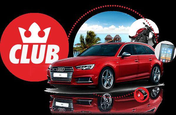 Circus Club - De club die je loyaliteit beloond