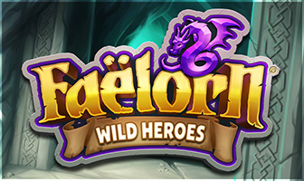 Play Faëlorn Wild Heroes Spin Quest™ game