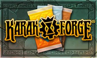 Speel Karak Forge, een Spin Quest™-spel