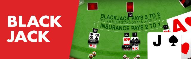 Ben jij de volgende winnaar bij blackjack?