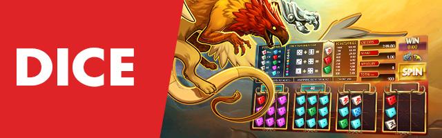 Ben jij de volgende winnaar van onze dice spellen?