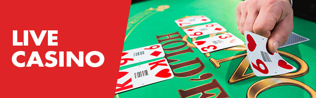 Will you be the next live casino winner?
