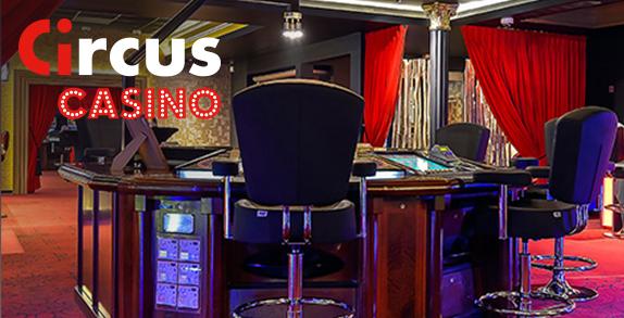 En savoir plus sur les avantages Circus Casino