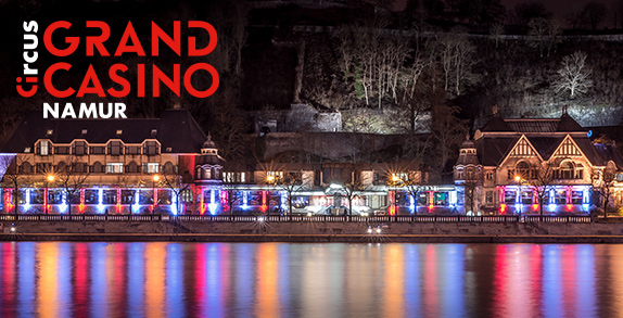 Find out more about Circus Grand Casino de Namur